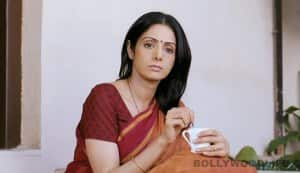 ENGLISH VINGLISH song Dhak dhuk: Why is Sridevi so nervous?