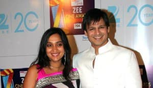 Vivek Oberoi and Priyanka Alva blessed with a baby boy!