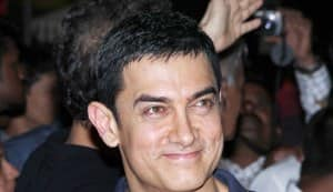 Aamir Khan to do a song for Indian cinema