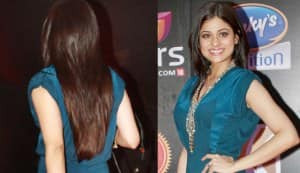 Shamita Shetty comes out of hiding