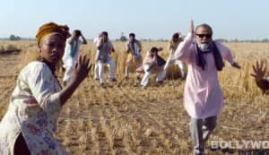 Did Pankaj Kapur learn dancing from Shahid Kapoor for Matru Ki Bijlee Ka Mandola?