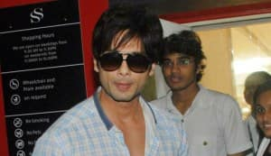 Who is Shahid Kapoor's new 'special friend'?