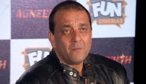 Sanjay Dutt breaks down again!