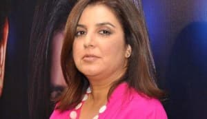 Farah Khan tired of item numbers