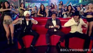 Yamla Pagla Deewana 2 song Main aida hi nachna: Dharmendra, Sunny Deol and Bobby Deol confess that they are bad dancers!