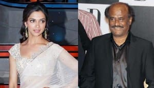 What can Deepika Padukone learn from Rajnikanth in Kochadaiyaan?