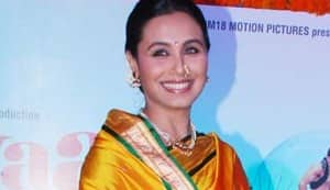 Rani Mukerji launches the first trailer of Aiyyaa