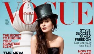 Kareena Kapoor shoots for Vogue India February 2013: Watch behind the scenes video!
