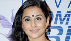 Is Vidya Balan repaying a favour to Vidhu Vinod Chopra?