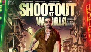 Shootout At Wadala box office report: The John Abraham starrer earns Rs 20 crores in two days