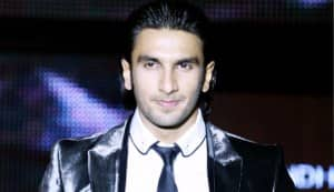 Is Ranveer Singh scared of someone?