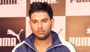 Yuvraj Singh announced as the brand ambassador of Puma