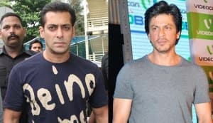 Salman Khan says rivalry with Shahrukh Khan doesn't bother him