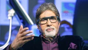 What's the fuss about Amitabh Bachchan's beard?