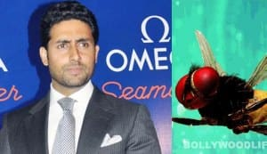Naan Ee Illa: Abhishek Bachchan is not a fly!
