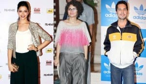 Deepika Padukone, Kiran Rao, Dino Morea to walk the ramp for Vikram Phadnis