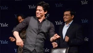 SHAHRUKH KHAN's speech at Yale: I can't fix my age – am I 45 or 15?