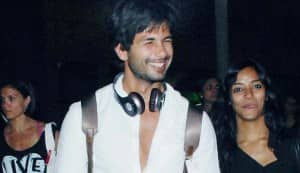 Why is Shahid Kapoor complaining of his pin-up boy status?