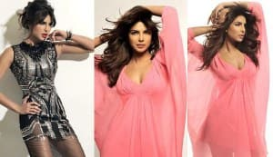 Priyanka Chopra's exclusive cover shoot for Anokhi magazine: Watch video!