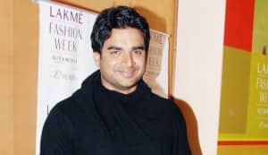Why is Salman Khan Madhavan's role model?