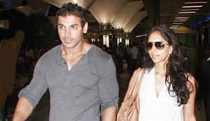 John Abraham spotted with girlfriend Priya Runchal