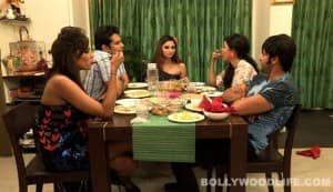 Welcome-Baazi Mehmaan Nawaazi Ki: Dimpy Mahajan and Giselle Thakral get into a catfight
