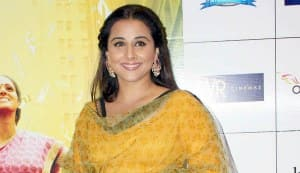 Valentine's Day: Write to a love letter to Vidya Balan
