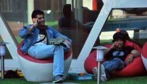 BIGG BOSS 5: Sky and Amar Upadhyay taunt each other