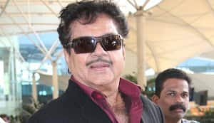 Shatrughan Sinha, happy birthday!