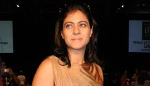 Kajol's looking for the right script!