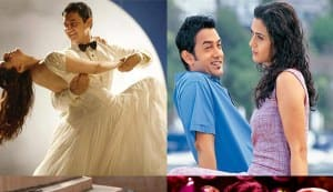 Birthday special: Which is your favourite Aamir Khan song?