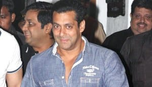 What is Salman Khan's new diet to reduce his paunch?