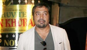 Anurag Kashyap loves the chickens in Chicken Khurana!