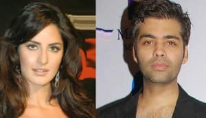 What will Karan Johar gift Katrina Kaif?