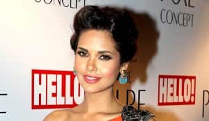 Esha Gupta, happy birthday