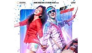 Yeh Jawaani Hai Deewani first look: Ranbir Kapoor and Deepika Padukone in a full-on masti mode!