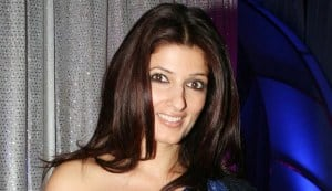 Twinkle Khanna, happy birthday!