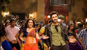 Where is Madhuri Dixit taking Ranbir Kapoor to?