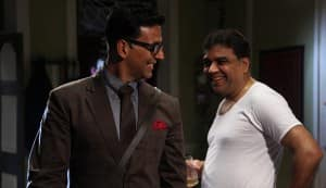 OMG! Oh My God: Paresh Rawal mixes drink with 'gangajal'?