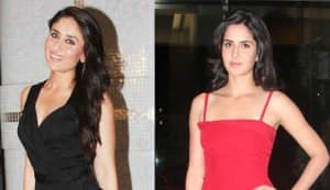 Kareena Kapoor follows in Katrina Kaif's footsteps