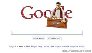 Google doodles Jagjit Singh's 72nd birth anniversary