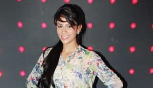 Genelia D'Souza at the press meet of UTV Stars' new show – The Chosen One