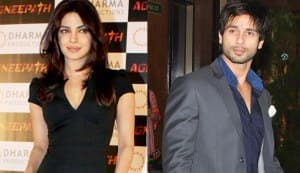 Priyanka Chopra and Shahid Kapoor together again!