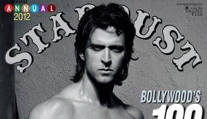 Hrithik Roshan shows of his Krrish 3 physique