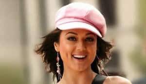 Preity Zinta fights back!