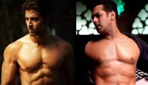 Hrithik Roshan beats Salman Khan to become hunk with the best bod!
