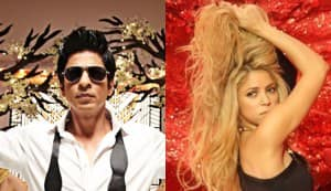 Shahrukh Khan to watch Shakira concert in Udaipur?