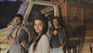 Alia Bhatt and Randeep Hooda shoot for Imtiaz Ali's Highway: View pics