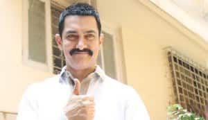 Aamir Khan won't wear the police uniform!