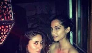 In Focus: Kareena Kapoor Khan and Sonam Kapoor pout for the camera!